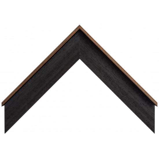 Деревянный багет Венге, коричневый 207.40.981 в интернет-магазине ROSESTAR фото