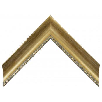 Деревянный багет Золото 213.44.031