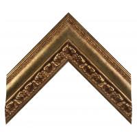 Пластиковый багет Золото 228-126