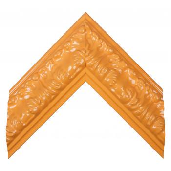 Деревянный багет Оранжевый 275.63.010