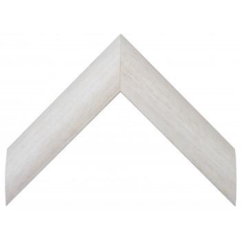 Деревянный багет Белый 291.33.286