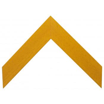 Деревянный багет Жёлтый 328.43.011