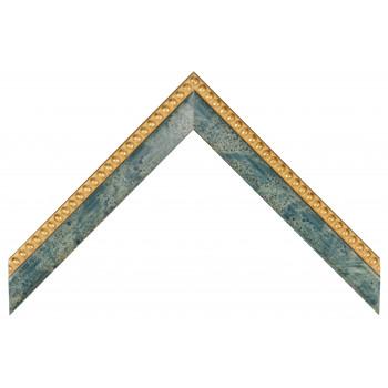 Деревянный багет Зеленый 330.24.098