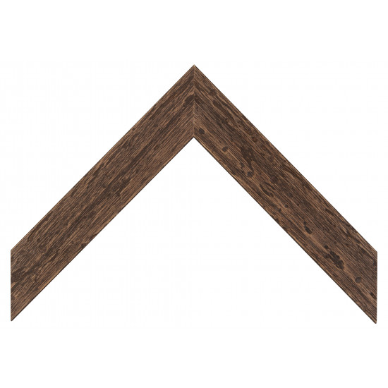 Деревянный багет Темно-коричневый 335.43.053 в интернет-магазине ROSESTAR фото