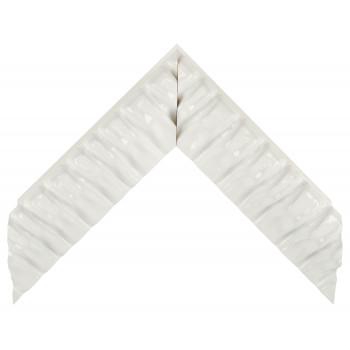 Деревянный багет Белый 338.64.048
