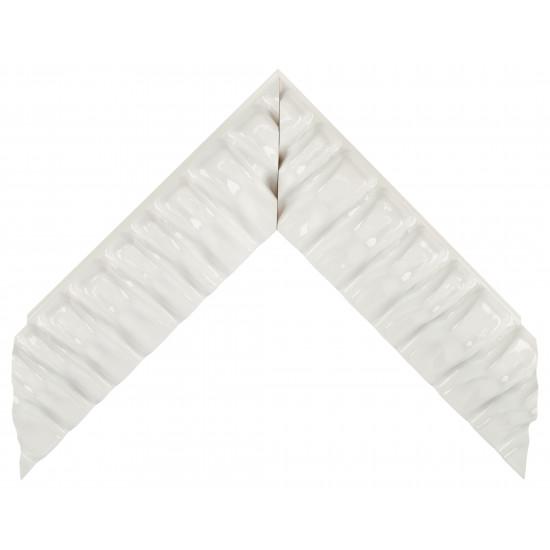 Деревянный багет Белый 338.64.048 в интернет-магазине ROSESTAR фото