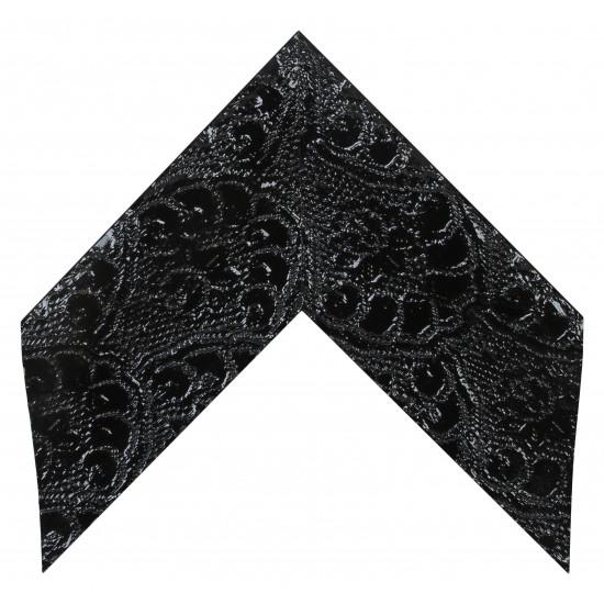 Деревянный багет Черный 357.44.045 в интернет-магазине ROSESTAR фото