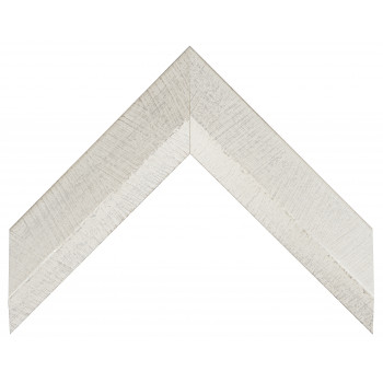 Деревянный багет Белый 373.63.058