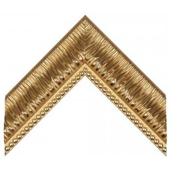 Пластиковый багет Золото 527-1243