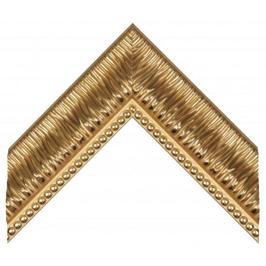 Пластиковый багет Золото 527-1243 в интернет-магазине ROSESTAR фото