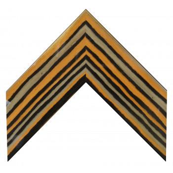 Деревянный багет Оранжевый 800.91.297