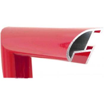 Алюминиевый багет красный 87-101