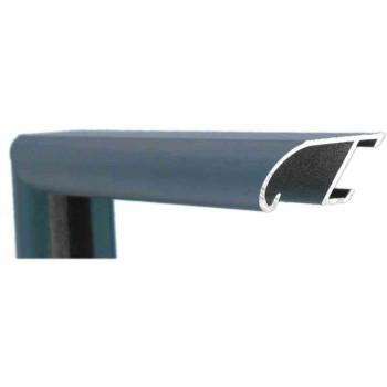 Алюминиевый багет синий 89-303