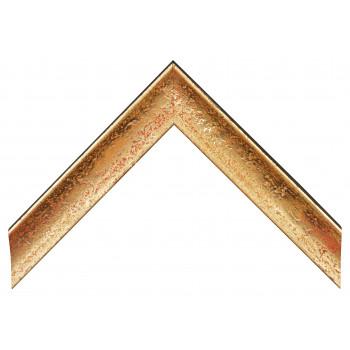 Деревянный багет Золото 089.54.043