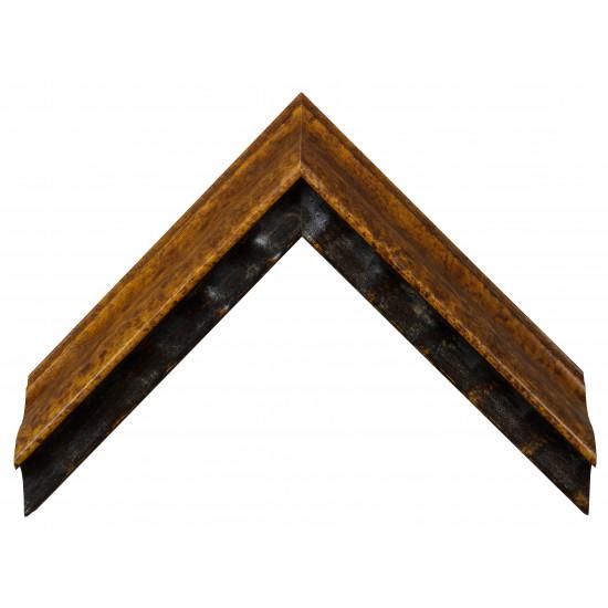 Деревянный багет Черный 11283091 в интернет-магазине ROSESTAR фото