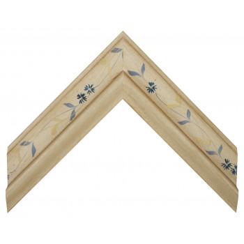 Деревянный багет Бежевый 11663343