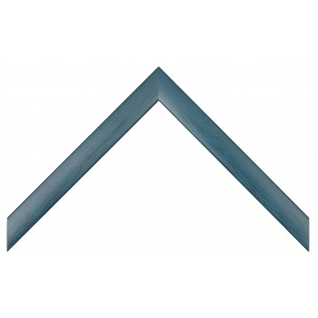 Деревянный багет Синий 127.41.098