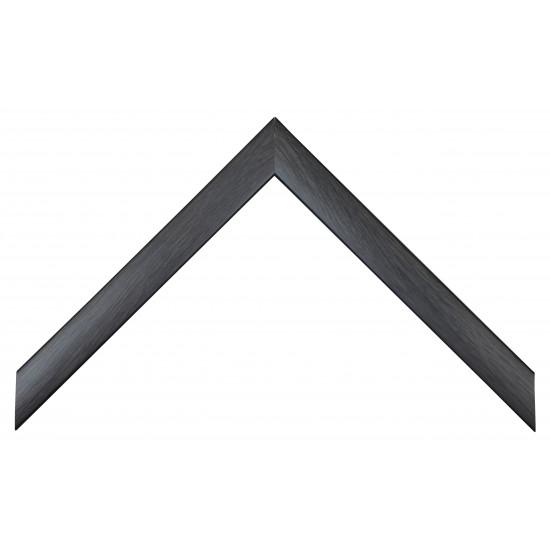 Деревянный багет Темно-серый 127.43.069 в интернет-магазине ROSESTAR фото