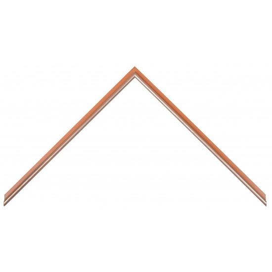 Деревянный багет Серебро 142.11.044 в интернет-магазине ROSESTAR фото