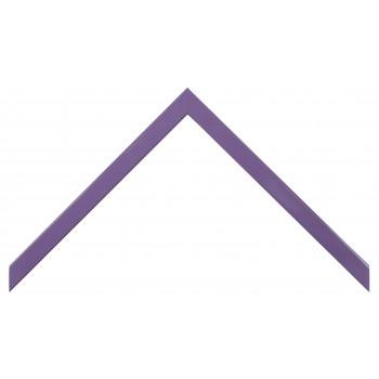 Деревянный багет Фиолетовый 148.31.004