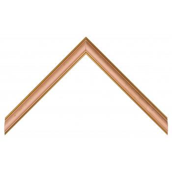 Деревянный багет Розовый 160.21.099