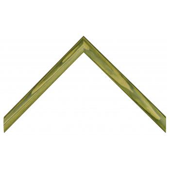 Деревянный багет Зеленый 175.24.047