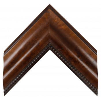 Деревянный багет Темно-коричневый 193.81.181