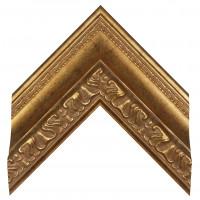 Пластиковый багет Золото 224-565