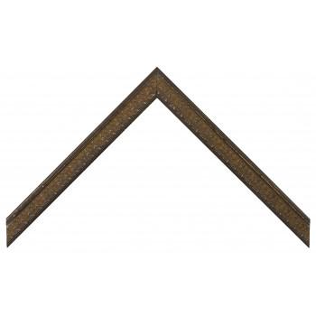 Деревянный багет Темно-коричневый 26223087