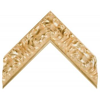 Деревянный багет Золото 271.64.043
