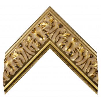 Деревянный багет Золото 275.63.031