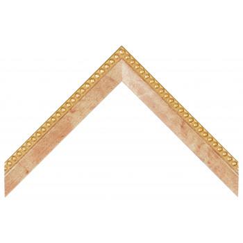 Деревянный багет Розовый 330.24.099