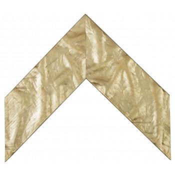 Деревянный багет Золото 339.84.043