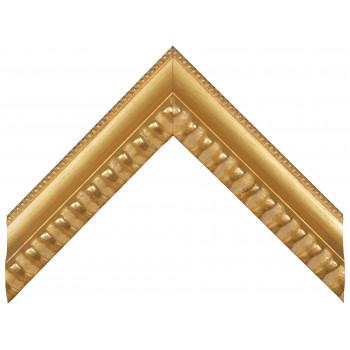 Деревянный багет Золото 341.44.043