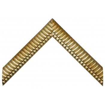 Деревянный багет Золото 359.24.043