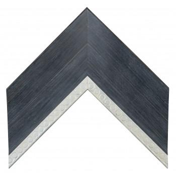 Деревянный багет Темно-серый 389.43.075