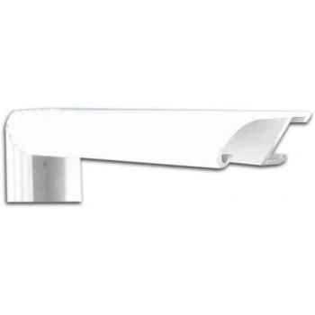 Алюминиевый багет белый 88-102