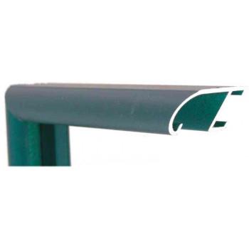 Алюминиевый багет бирюзовый 89-314