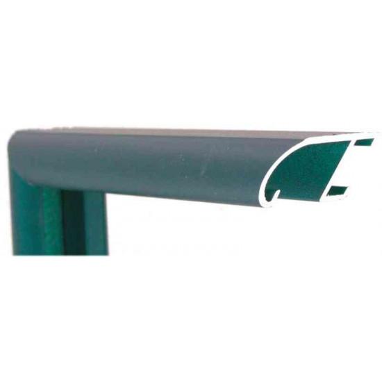 Алюминиевый багет бирюзовый 89-314 в интернет-магазине ROSESTAR фото