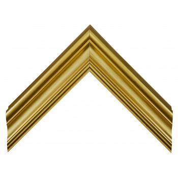 Деревянный багет Золото 069.64.120