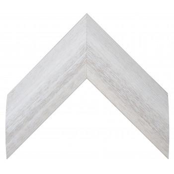 Деревянный багет Белый 117.33.286