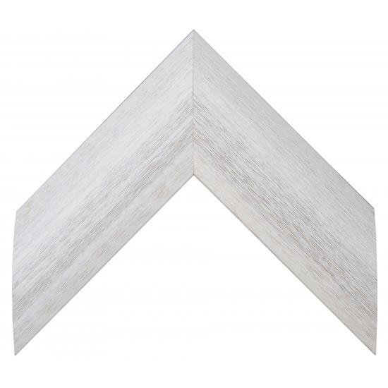 Деревянный багет Белый 117.33.286 в интернет-магазине ROSESTAR фото