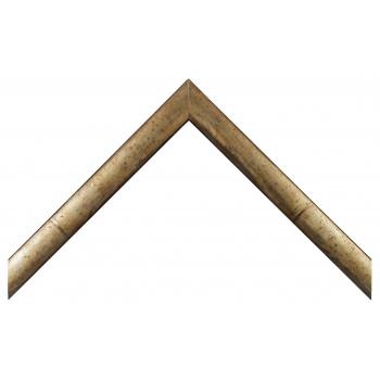 Деревянный багет Золото 125.41.121