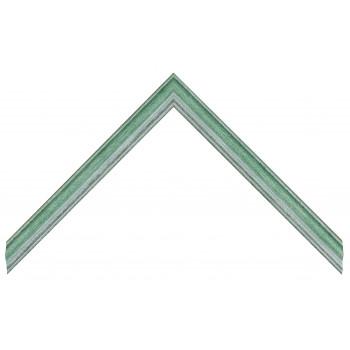 Деревянный багет Зеленый 126.33.060