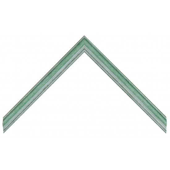 Деревянный багет Зеленый 126.33.060 в интернет-магазине ROSESTAR фото