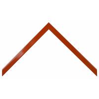 Деревянный багет Красный глянцевый 148.31.076