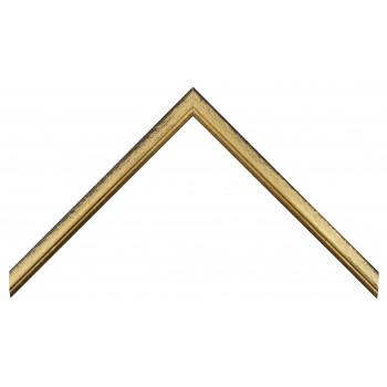 Деревянный багет Золото 15123055