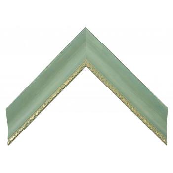 Деревянный багет Зеленый 213.44.156