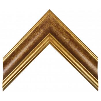 Деревянный багет Золото 279.53.015