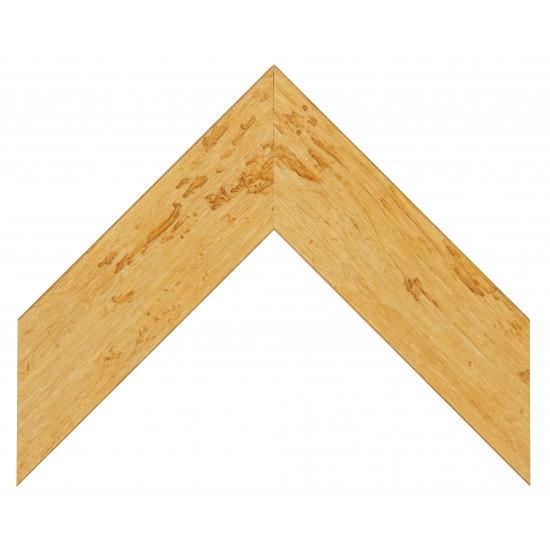 Деревянный багет Жёлтый 379.33.010 в интернет-магазине ROSESTAR фото